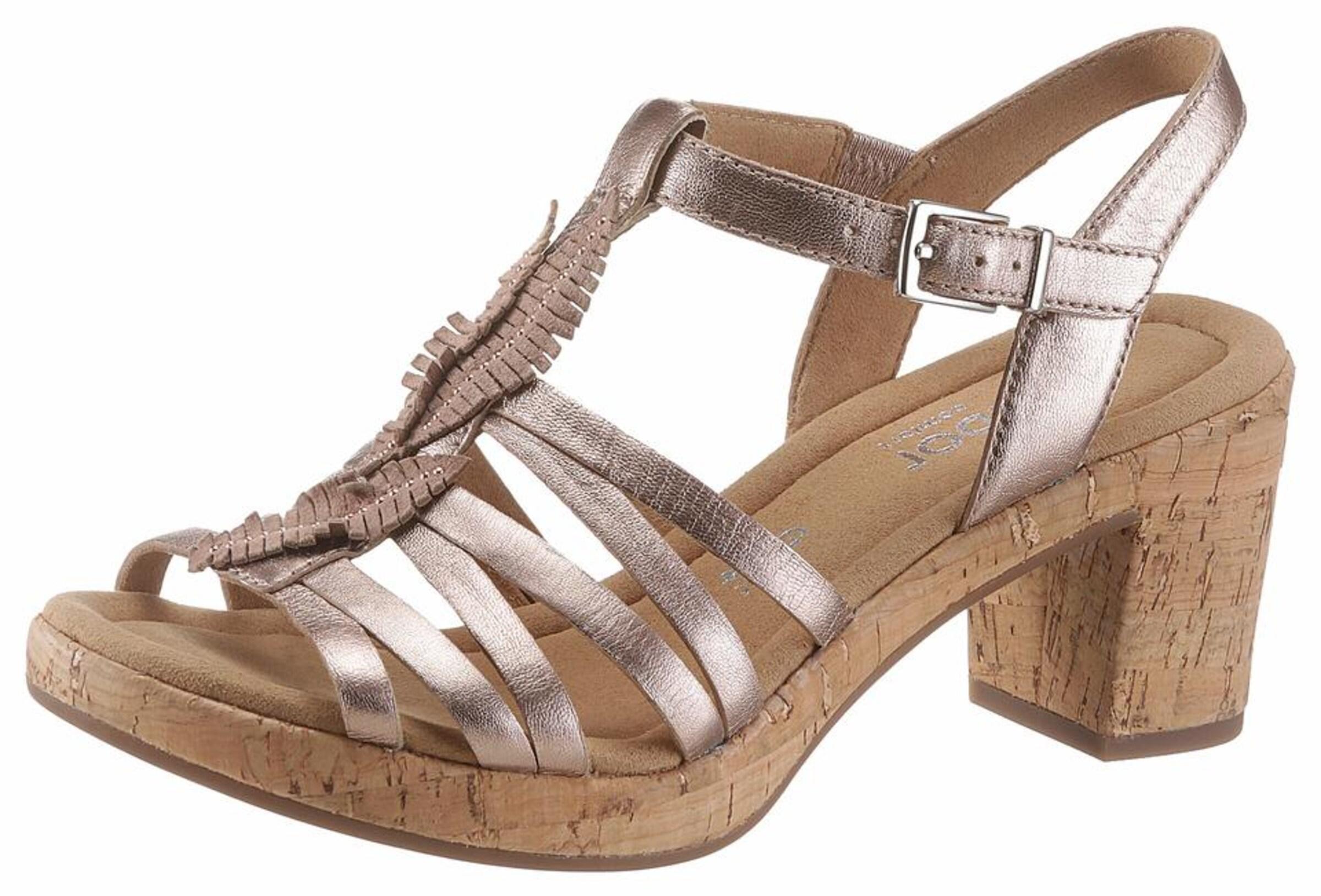 GABOR Sandalette Verschleißfeste billige Schuhe Hohe Qualität