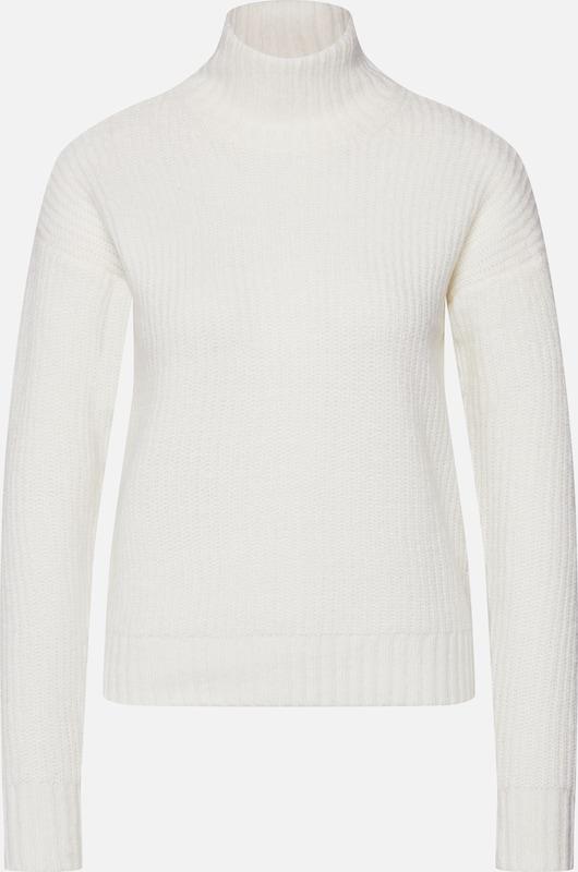 'nmtomma May Pull Neck L Knit' s En Blanc over High Noisy JKF1c3Tl