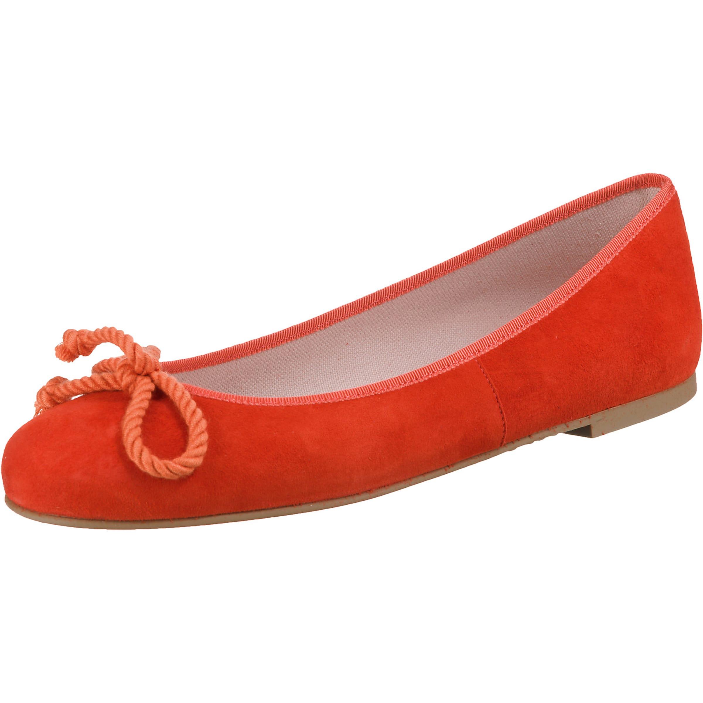 Ballerinas Mit 'ipnotic' In Rot Pretty Kordelschleife QBoxdCEreW