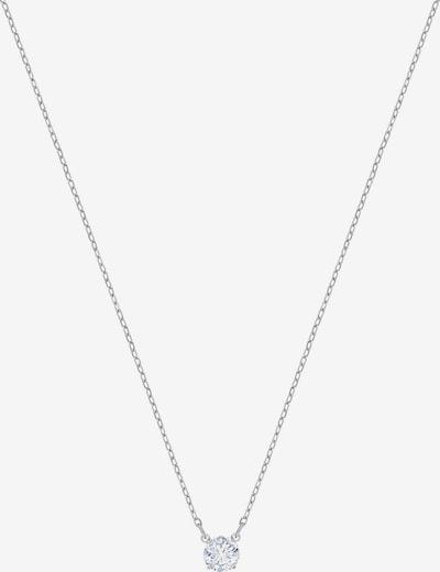 Swarovski Kette in silber, Produktansicht