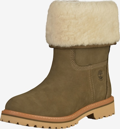 TIMBERLAND Winterboots in oliv, Produktansicht