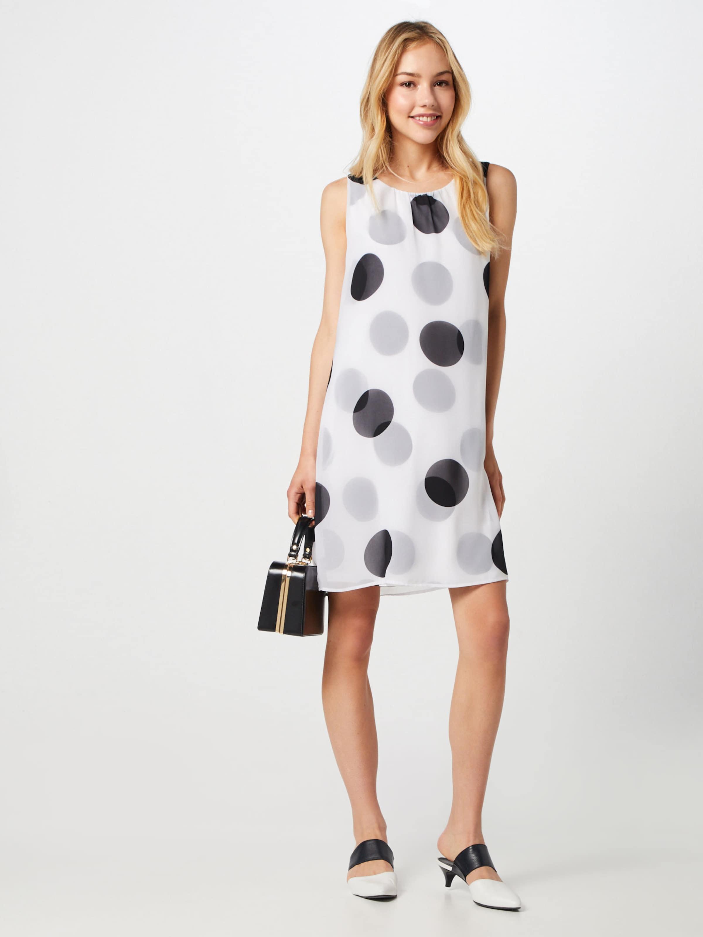 Kleid Comma In HellgrauSchwarz Kleid Weiß Comma CxoedBr