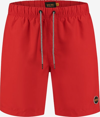 Shiwi Szorty kąpielowe w kolorze czerwonym, Podgląd produktu