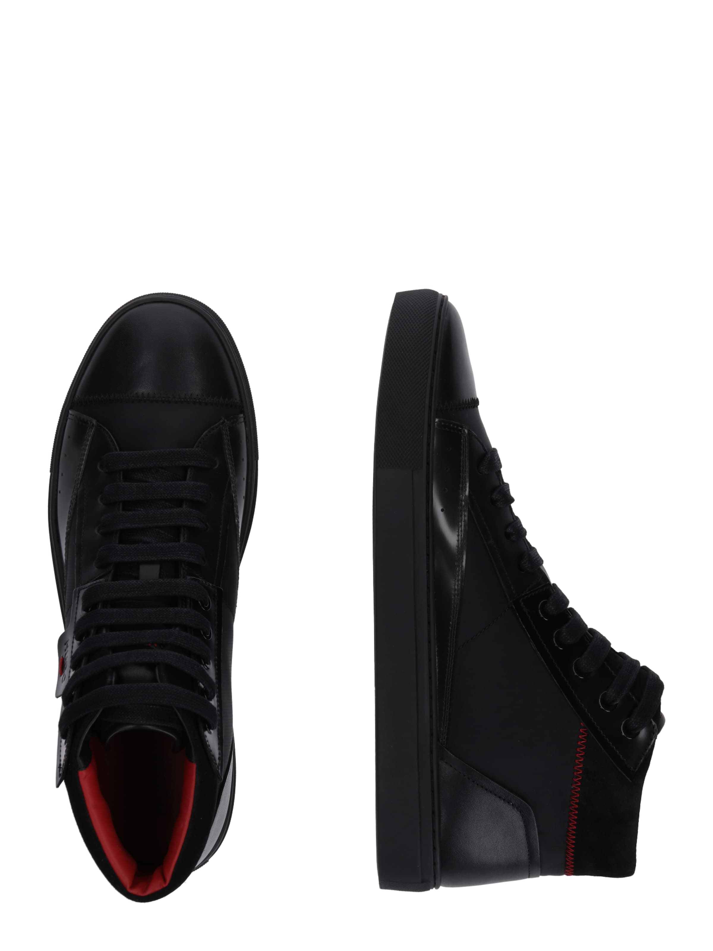 Sneaker hito Schwarz Hugo nyna' In 'futurism tsQoCrBhdx