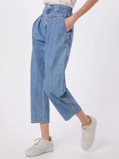 LEVI'S Traperice '80's BALLOON LEG' u plavi traper, Prikaz modela