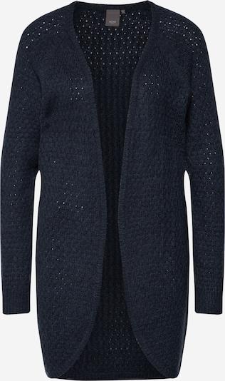 ICHI Gebreid vest 'Olanda' in de kleur Donkerblauw, Productweergave