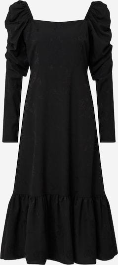 Crās Jurk 'Lisacras' in de kleur Zwart, Productweergave