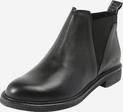 HUB Chelsea Boots 'Evora' en noir, Vue avec produit