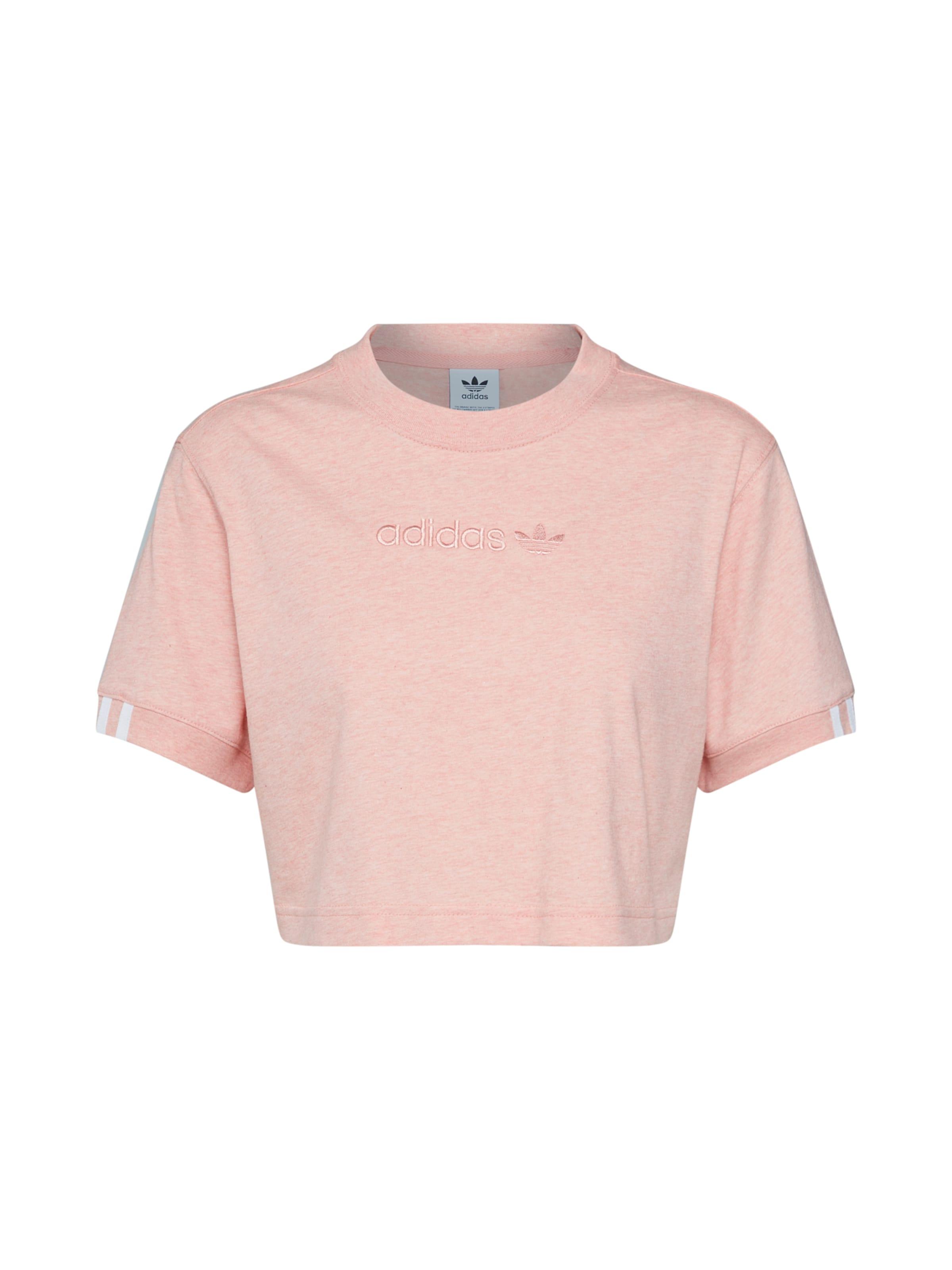 'coeeze' ClairBlanc Adidas En T shirt Originals Rose gb6Yf7y