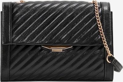 MANGO Schoudertas 'Min Bea' in de kleur Zwart, Productweergave