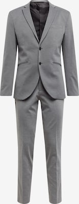 Costume 'JPRSTEVEN SUIT' - JACK & JONES en gris clair