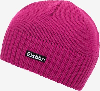 Eisbär Mütze in pink, Produktansicht