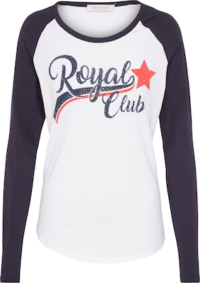 Rich & Royal Langarmshirt