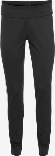 ADIDAS PERFORMANCE Trainingshose 'CUFFED 3 STRIPES' in schwarz, Produktansicht