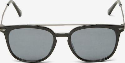 SELECTED HOMME Klassische Sonnenbrille in schwarz, Produktansicht