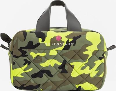 Rosenstaub Tasche Neoprene 'Bag 34' in gelb / grün, Produktansicht