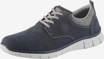 RIEKER Sneakers laag in de kleur Navy / Grijs, Productweergave