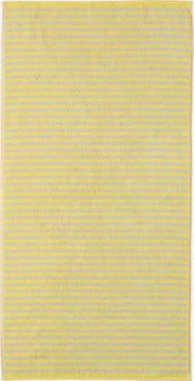 Cawö Handtücher in limone, Produktansicht