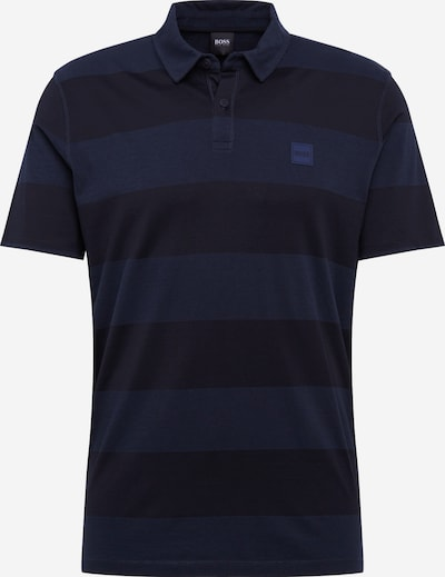 BOSS T-Shirt 'Portray' en bleu foncé, Vue avec produit