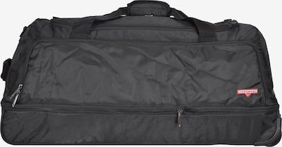 Hardware Reisetasche in schwarz, Produktansicht