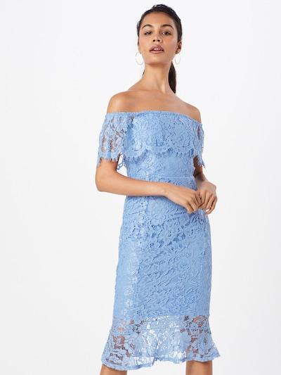 Lipsy Spitzenkleid in himmelblau, Modelansicht