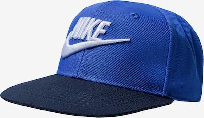 Nike Sportswear Sombrero 'True Limitless' en azul / azul oscuro / blanco, Vista del producto