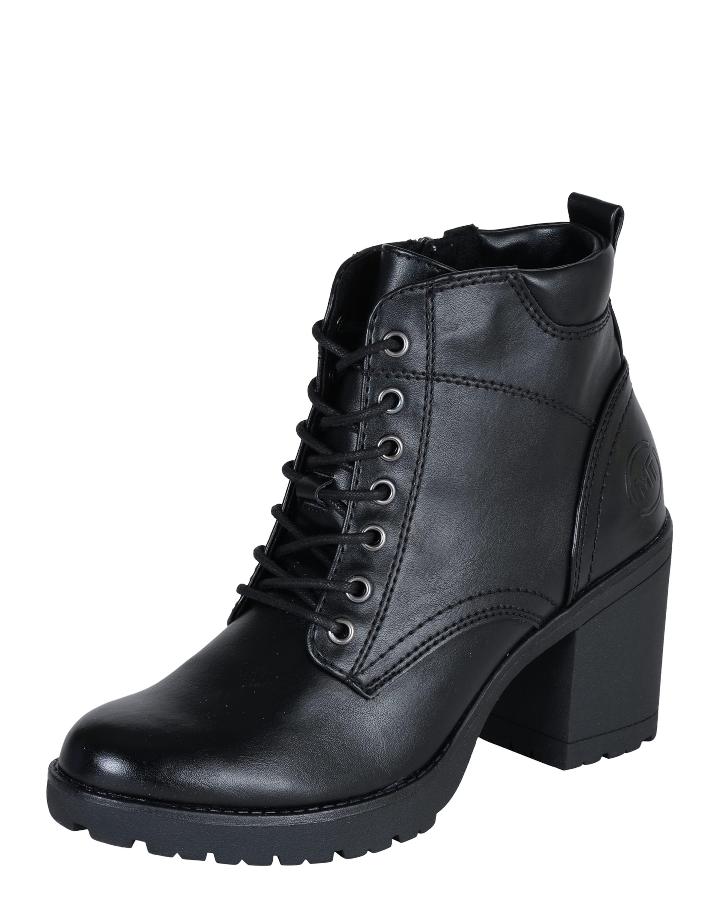 MARCO TOZZI Schnürstiefelette Verschleißfeste billige Schuhe
