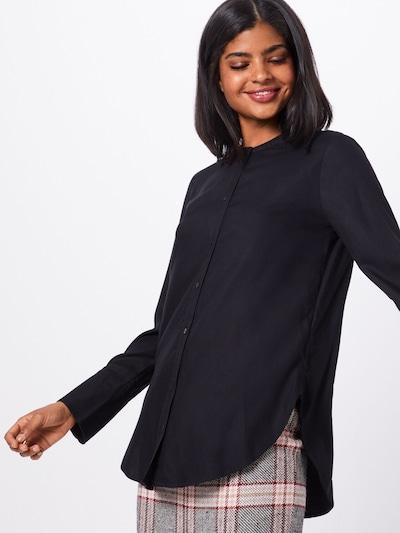 SET Bluzka w kolorze czarnym: Widok z przodu