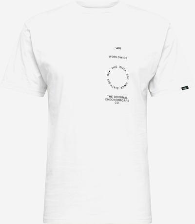 fekete / fehér VANS Póló 'DISTORTION', Termék nézet