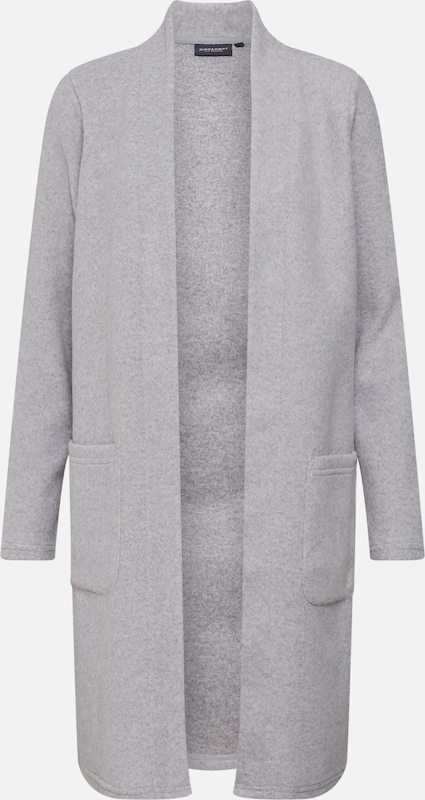 En Fashion Oversize Nyc Clair Gris Cardigan Broadway 'kaliyah' pzMVSUGq