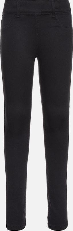 NAME IT Leggings in schwarz, Produktansicht