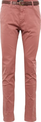 SCOTCH & SODA Chino 'Classic garment dyed pant in stretch cotton quality'