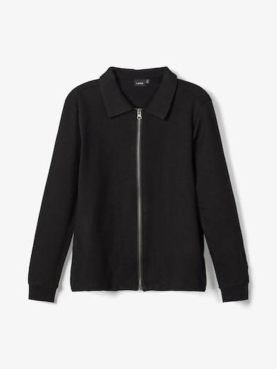 NAME IT Sweatshirt in schwarz, Produktansicht