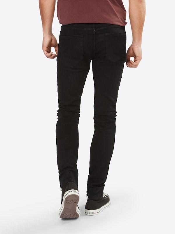 Only & Sons Jeans 'onsWARP W/RIP BLACK 6462 PIM'