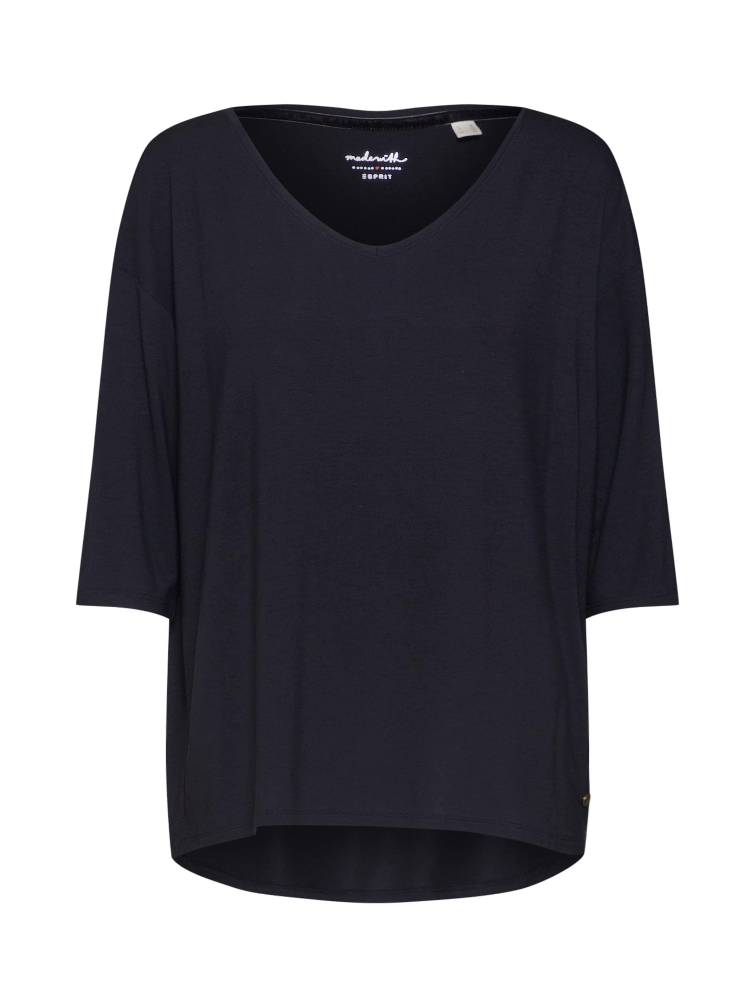 shirt En Noir T 'noos' Esprit D9e2WEYHI
