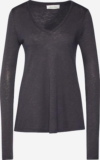 AMERICAN VINTAGE Shirt 'KOBIBAY' in de kleur Donkergrijs, Productweergave