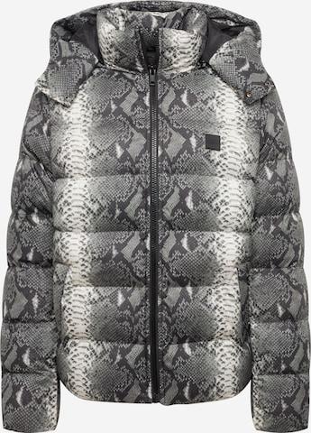 pelēks Urban Classics Ziemas jaka