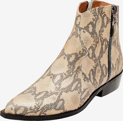 FELIPA Ankle Boots in beige / mischfarben, Produktansicht