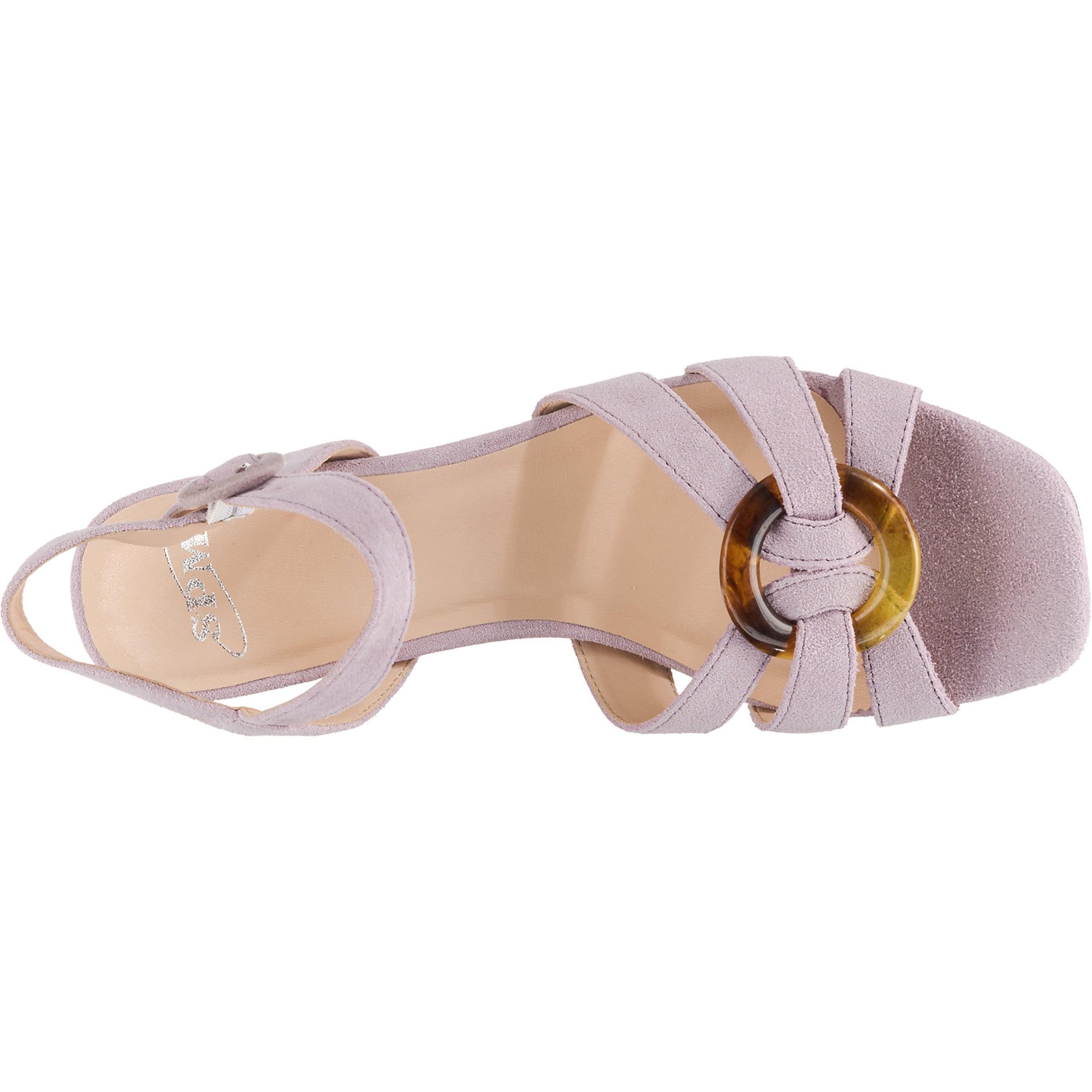 Sandaletten Lila Lila Spm Spm 'torty' Sandaletten In 'torty' In wO8n0vmN