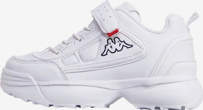 KAPPA Sneaker in weiß, Produktansicht