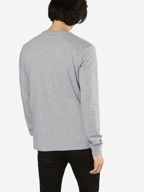 LEVI'S Shirt 'LS GRAPHIC TEE - B'