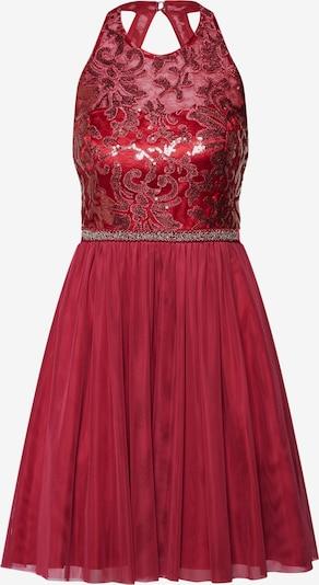 Vera Mont Robe de cocktail en rouge, Vue avec produit