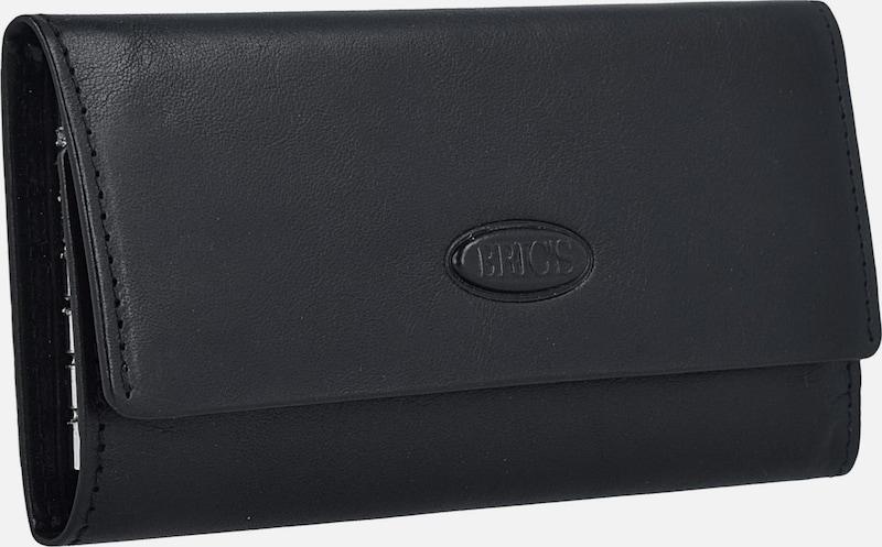 Bric's Monte Rosa Schlüsseletui Leder 13 cm