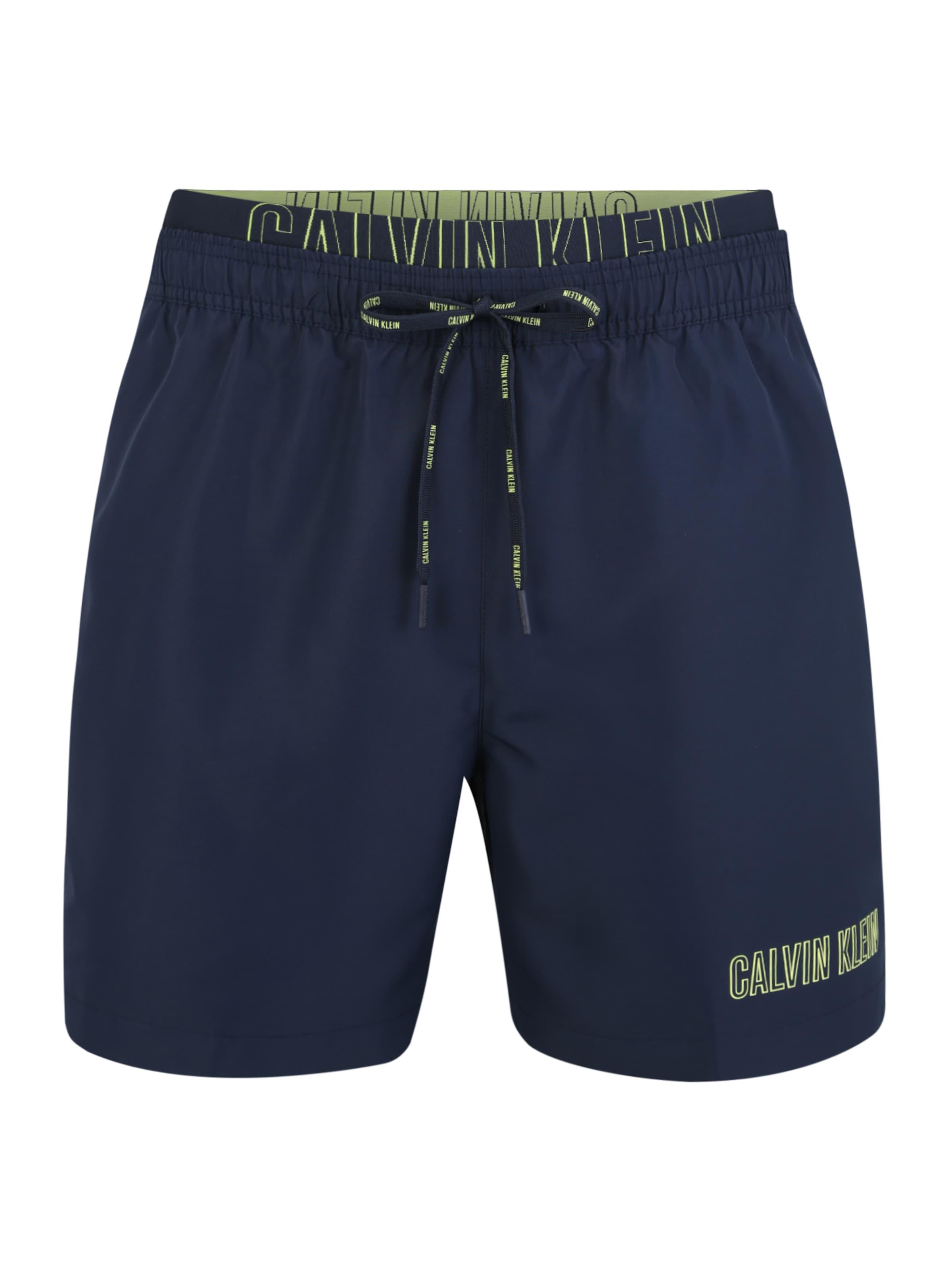 Swimwear Dunkelblau 'medium Klein Calvin Waistband' In Double Bademode hsQtdrCoxB
