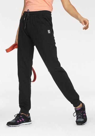 HIS JEANS Pants in Black, View model