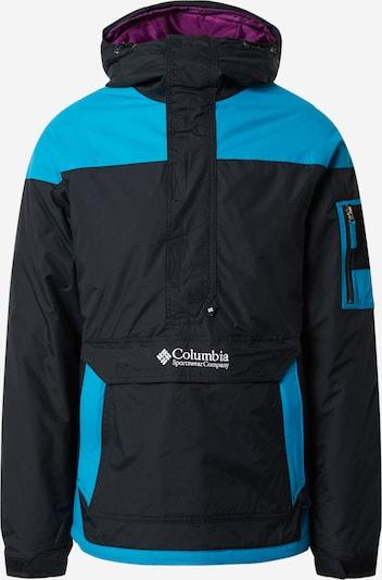 COLUMBIA Veste outdoor 'Challenger' en bleu nuit / aqua, Vue avec produit