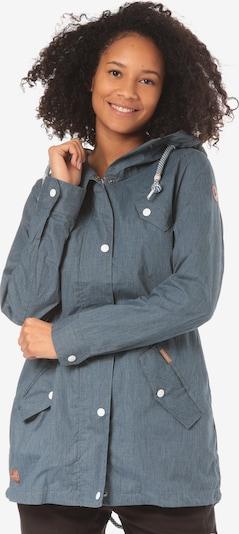 Ragwear Cranchy Jacke in pastellblau, Produktansicht
