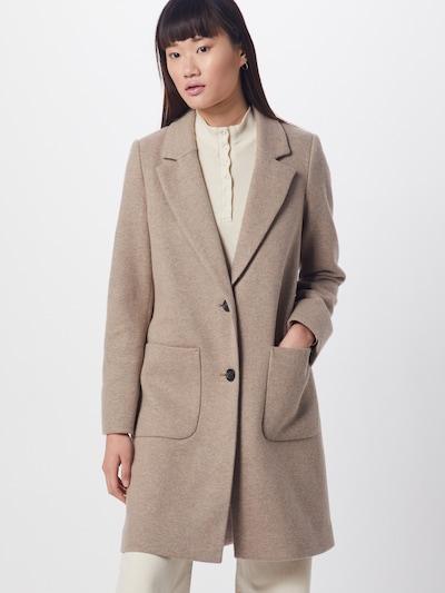 ESPRIT Mantel in beigemeliert, Modelansicht
