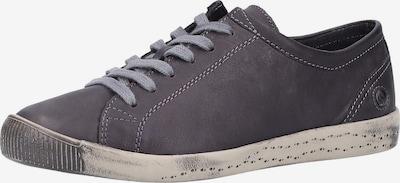 Softinos Sneaker in basaltgrau, Produktansicht