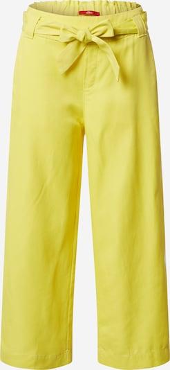 s.Oliver Culotte in gelb, Produktansicht
